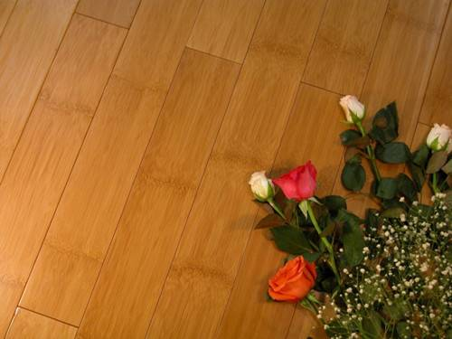 Carbonized engineered Strand Woven bamboo flooring
