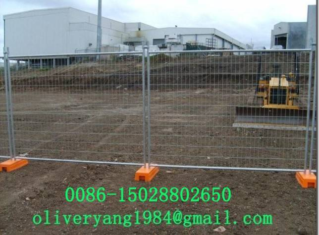 wire mesh-Temporary Fence
