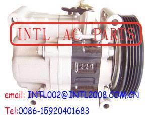 car ac compressor Suzuki SX4 Grand Vitara 229 L4 2.0L 5PK V08A0AA4AJ 9520080JA2 95200-80JA2