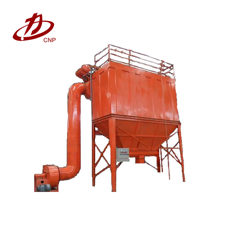 Needle Felt Filter Bag Type Dust Collector for Wood Chipping