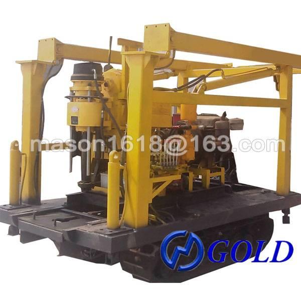 China High Quality XYD-3 Hydraulic Crawler Driling Machine