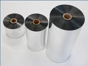 VMPET film / aluminium laminated film / vacuum metallized film