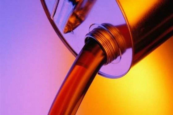 crude oil product