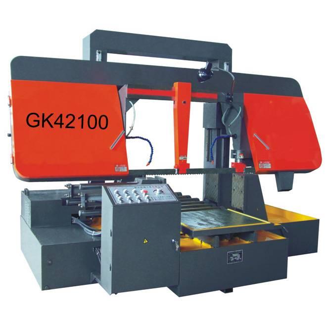 GK42100 Dragon Gate Band Saw Machine