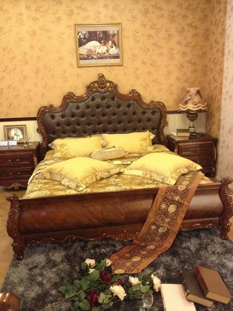 Bedroom furniture & Household furniture bed, King's bed