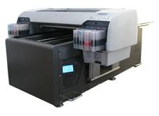 digital inkjet printer / flatbed solvent printing machine