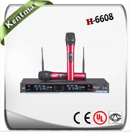 Sell H-6608 metting wireless microphone