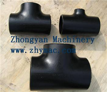Seamless carbon steel tee manufacturer,Qinhuangdao