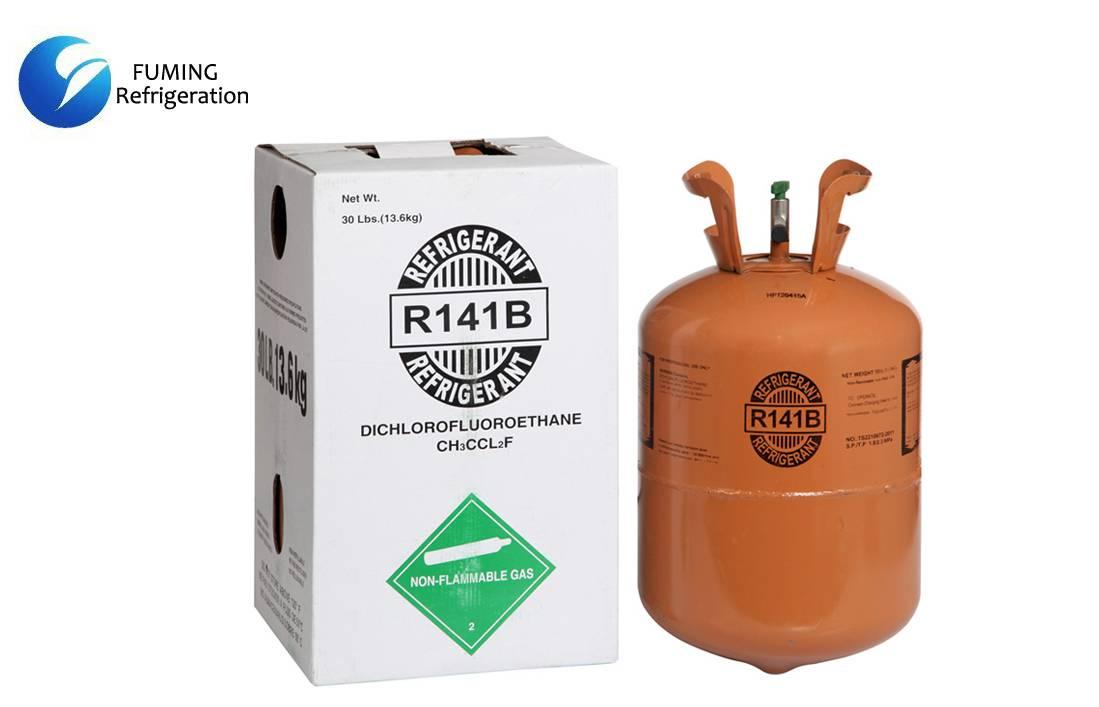 Refrigerant gas R141b