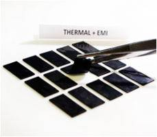 EMI Absorption Thermal Material