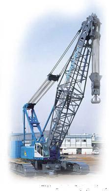 Sumitomo 275 ton SCX2800 crawler crane