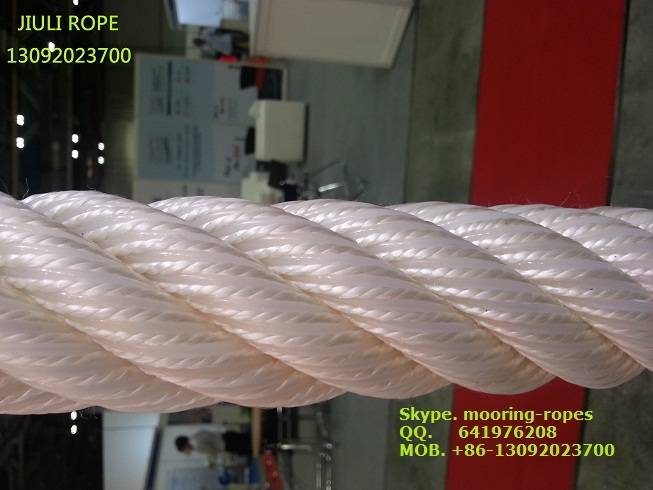 Tipto-winchline 7-strand Fibre Mooring Rope