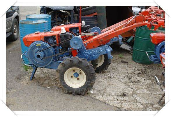 Used Cultivators