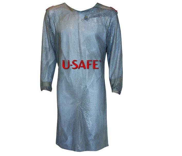 Stainless Steel 304L Mesh Tunics U-Safe metal mesh tunic metal mesh tunics safety cloth
