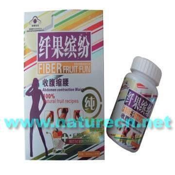 FIBER FRUIT FUN slimming capsules