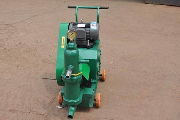 injection pump/Single cylinder piston grouting pump