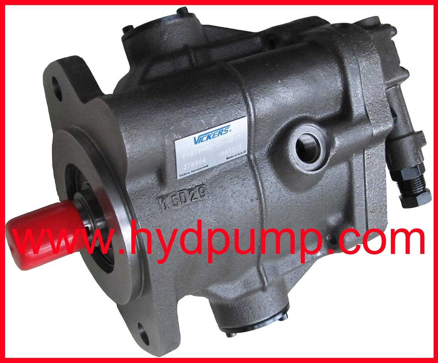 PVB5, PVB6, PVB10, PVB15, PVB20, PVB29, PVB45 and PFB Eaton Vickers Piston PVB Hydraulic pump