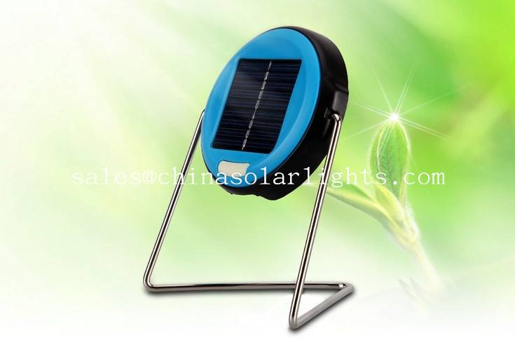 portale solar LED lamp
