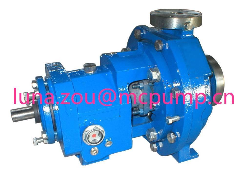 ANSI73.1 chemical process pump, hot oil pump