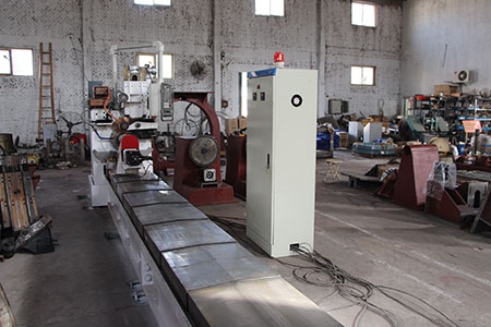 Wedge Wire Passive Water Intake Screen Machines for Water Treatment