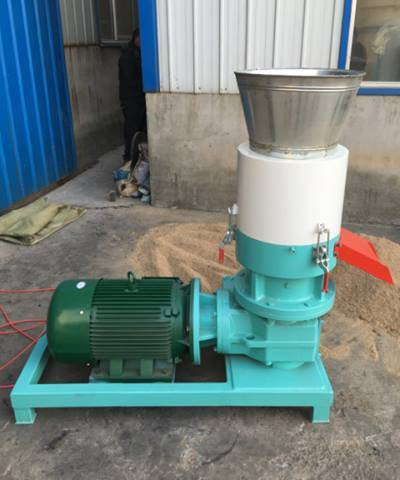 Feed pellet mill application and commissioning process: