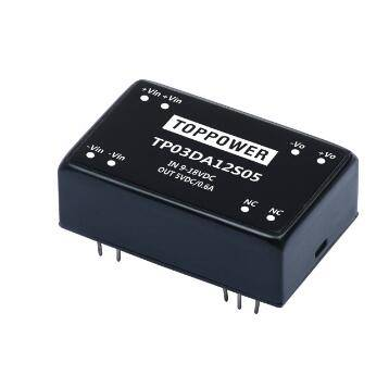 3W Wide Range Input Voltage DC/DC Converters