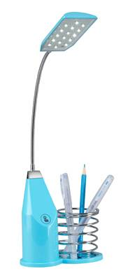 TOUCH LED Eye-production table lamp with pen holder
