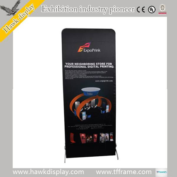 Aluminum tool free led light box display