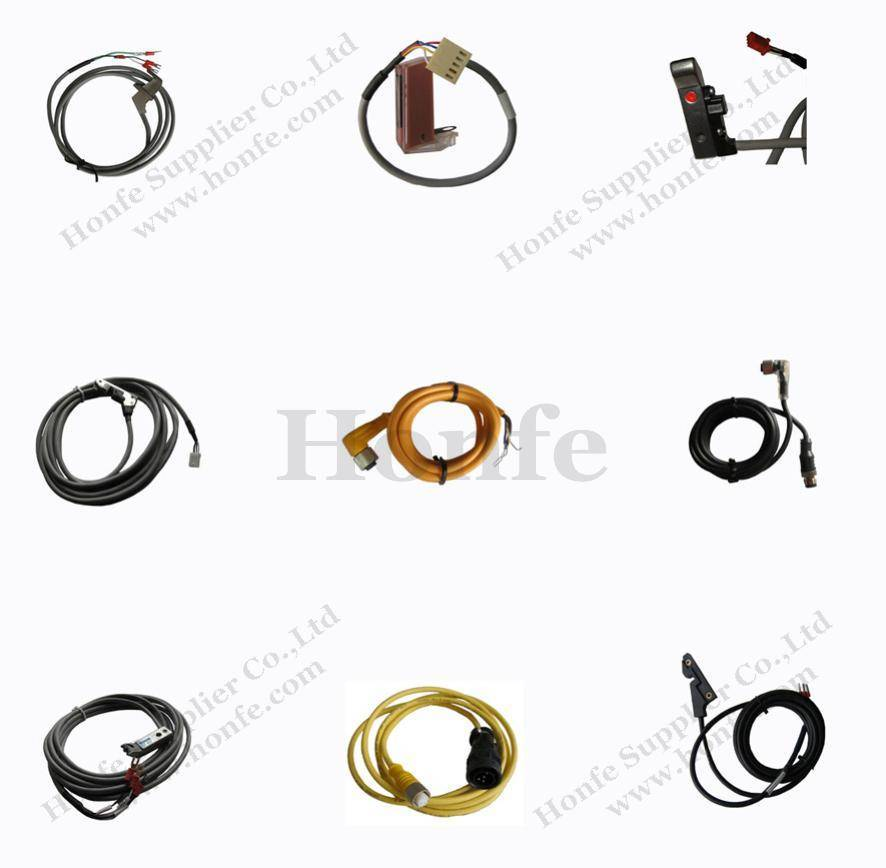 Weft Cables