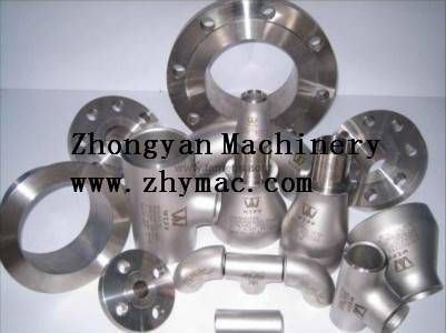 Supply all kinds of stainless steel forged pipe fittings