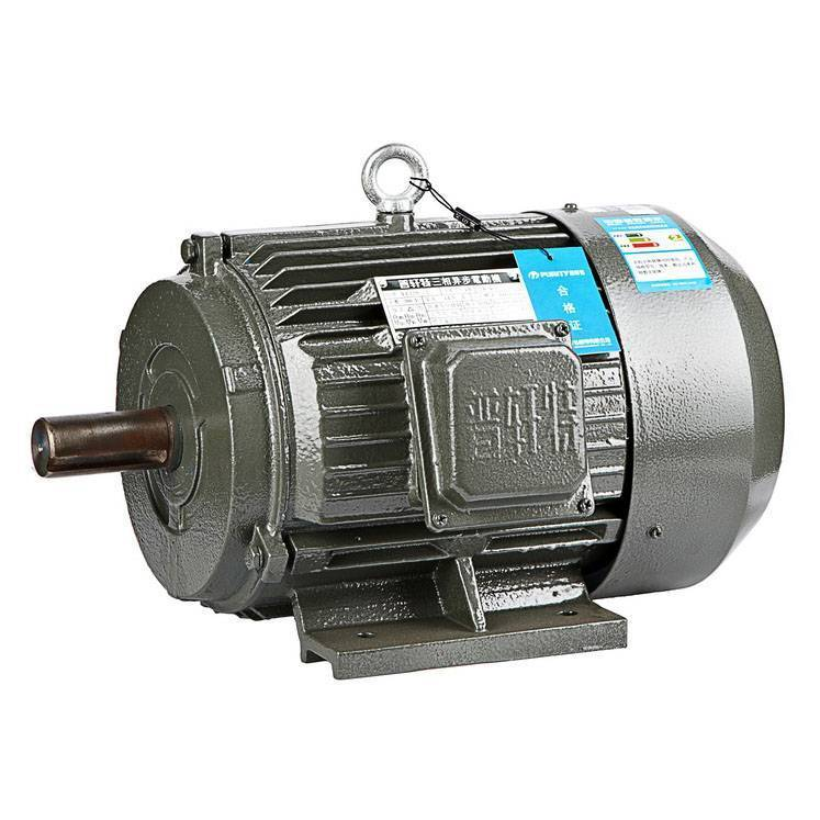 Y Cast Iron Asynchronous Induction Motor-B3