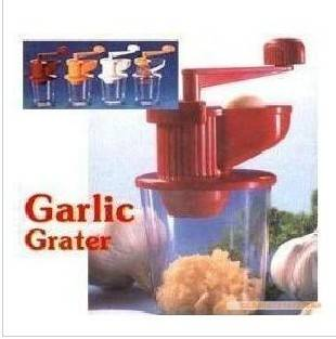 Garlic Grater and Kitchen Grater