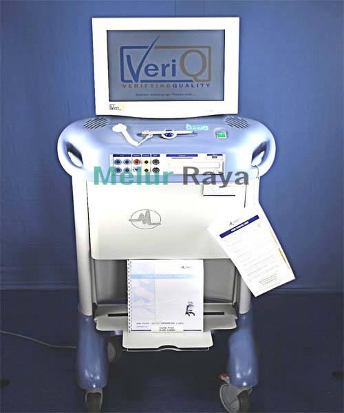 VeriQ Intraoperative TTFM and doppler velocity