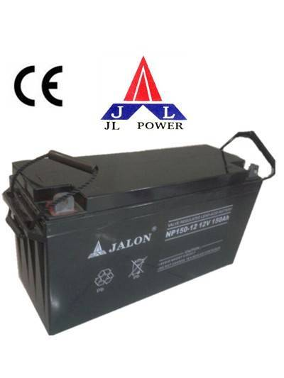 supply high quality and reasonable price 12V150AH AGM battery