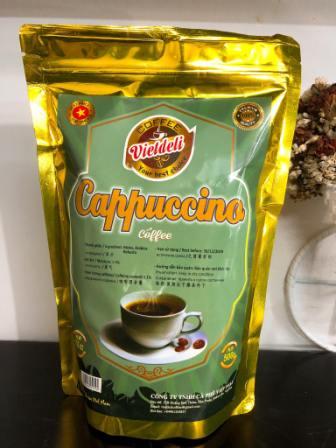 Sell CAPPUCCINO COFFEE GROUND - Viet Deli Coffee Co., Ltd