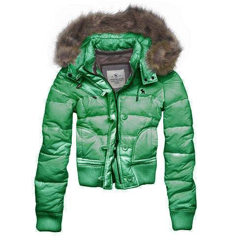 ABERCROMBIE & FITCH  WINTER'S JACKETS NEW ARRIVAL