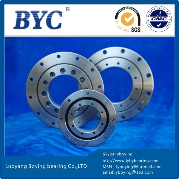 RU445(G)/X crossed roller bearing|High percision slewing bearing