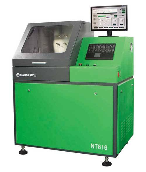 common rail injector test bench CRI-NT816D