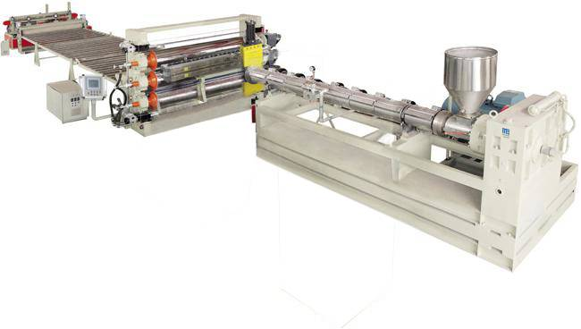 PP, PE Board Product Line extrusion equipment wholesaler