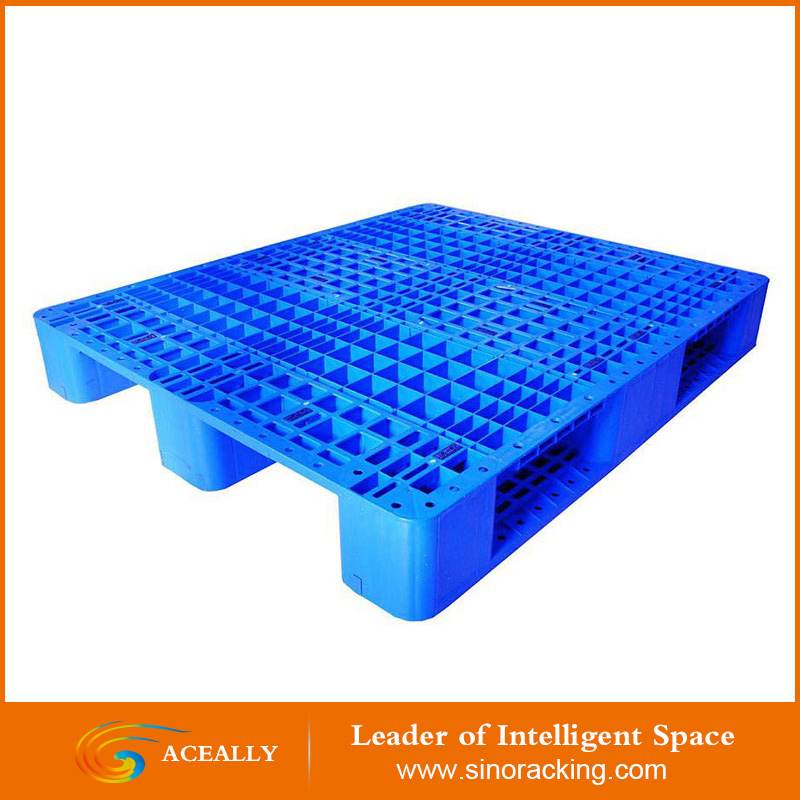 customizable plastic pallet for warehouse