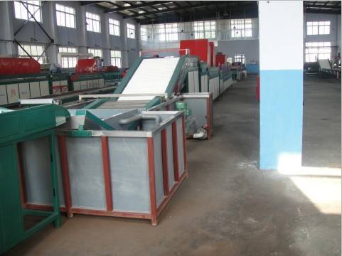 chestnut cleaning waxing machine