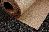 Rubber Gym Floor Roll
