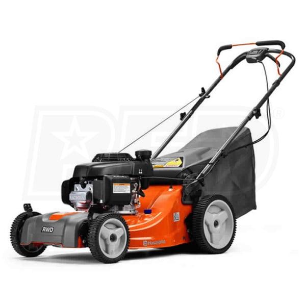 "SELL Husqvarna LC221AH (21"") 163cc High Wheel All-Wheel Drive Self-Propelled Lawn Mower"