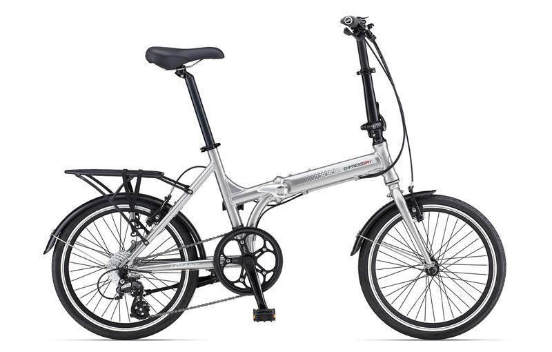 Giant Men On-Road Lifestyle Folding ExpressWay 1 Bicycle Bike