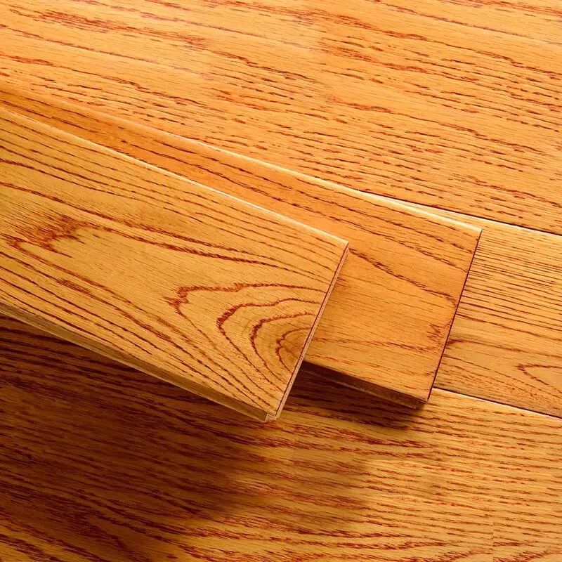 Pure wood flooring with no aldehyde