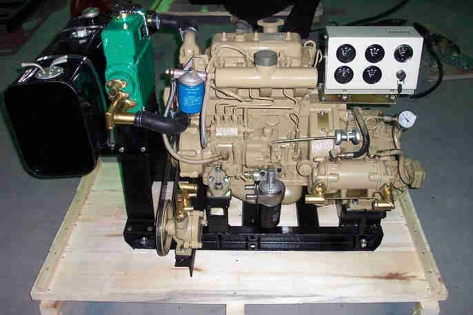 SELL Boat Engine