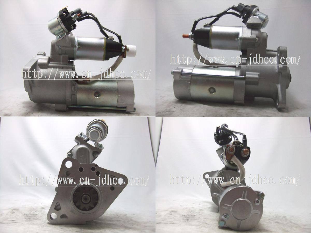 Starter motor 4D33 OEM M002T78482 ME013390 Mitsubishi FUSO