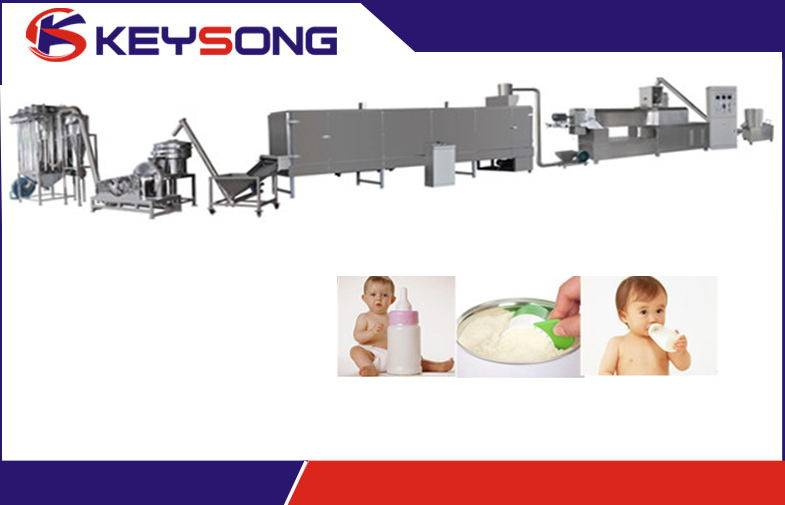 Baby Rice Powder Processing Machinery