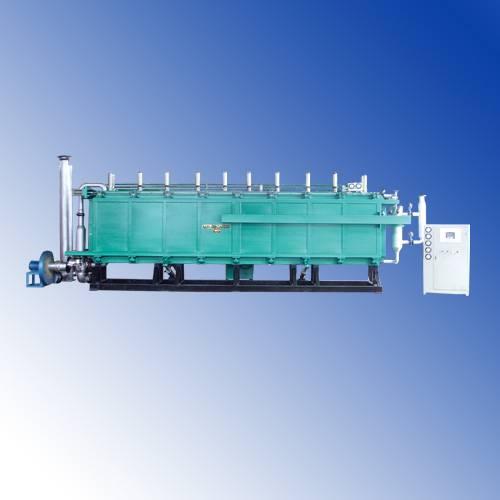 EPS Energy Saving Block Moulding Machine