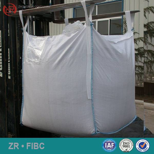 PET bag 1100kg ,fibc /jumbo bag / ton bag for packing plastic resin/scrap